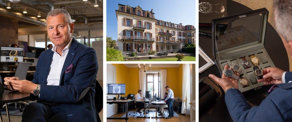 WatchBox Unveils Swiss Headquarters & Trading Floor in Neuchâtel